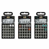 Teenage Engineering PO-30 Pocket Opetaror Metal Series Super Set