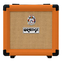Orange PPC-108 Micro/Dark Terror -kitarakaappi