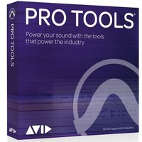 AVID EDU Pro Tools Ultimate 1-Year Subscription NEW (boxed)