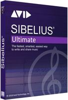 AVID EDU Sibelius Ultimate 1-Year Software Updates + Support Plan NEW (boxed)