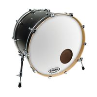 "Evans 20"" EQ3 Smooth White Resonant"