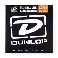 Dunlop Stainless Steel Bass 45-100