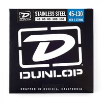 Dunlop Stainless Steel Bass 45-130