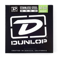 Dunlop Stainless Steel Bass 50-110