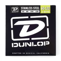 Dunlop Stainless Steel Bass 60-120