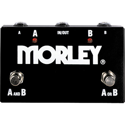 MORLEY ABY A/B Reititin
