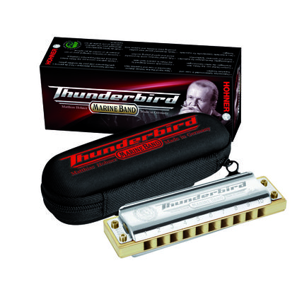 Hohner huuliharppu Marine Band Thunderbird Super Low F