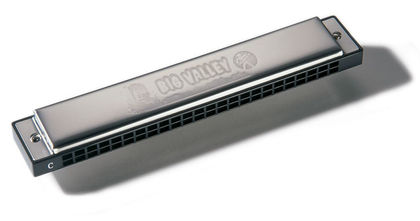 Hohner huuliharppu Big Valley C-duuri