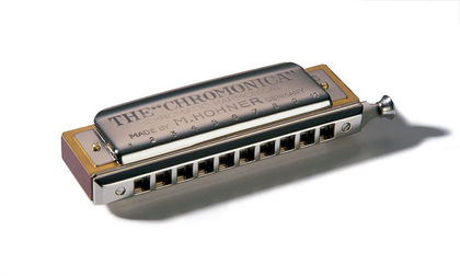 Hohner huuliharppu The Chromonica