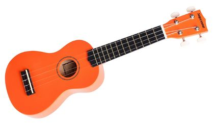 Supreme sopraanoukulele Orange