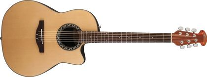 Ovation Applause Balladeer Mid Cutaway Natural AB24A-4