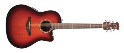 Ovation Celebrity Standard Mid Cutaway Sunburst CS24-1