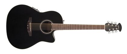 Ovation Celebrity Standard Mid Cutaway Black CS24-5