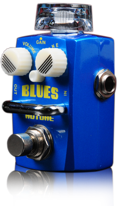 Hotone Skyline series BLUES (Overdrive)