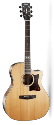 Cort Grand Regal GA5F-BW Natural Satin