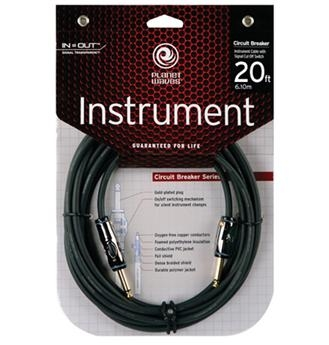 Planet Waves Circuit Breaker PWAG20 kitarajohto 6 m