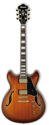 Ibanez AS93VLS Artcore Expressionist