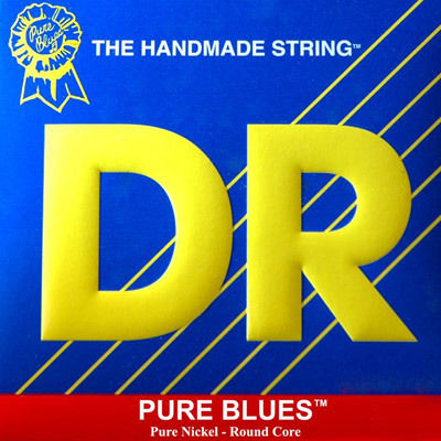 DR STRINGS PURE BLUES PHR-12 (12-52)