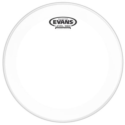 "Evans 24"" EQ4 Clear Bass"