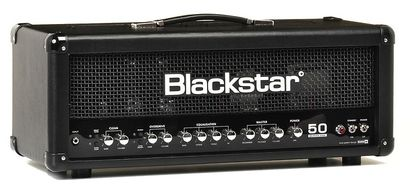 Blackstar Series One 50 Valve Head