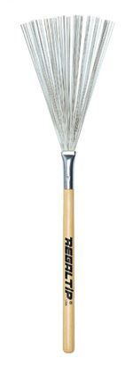 REGAL TIP Hickory Handle Brush