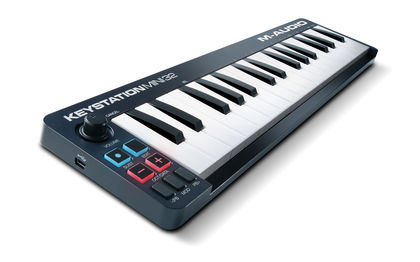M-Audio Keystation Mini 32 MK2 USB MIDI-koskettimisto