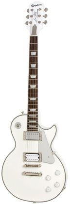 Epiphone Les Paul Classic Tommy Thayer | White Lightning
