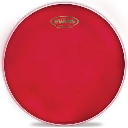 "Evans 10"" Hydraulic Red"