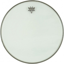 "Remo BD-0312-00 12"" Diplomat Clear kalvo"