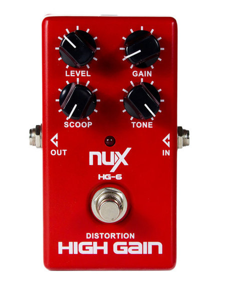 NUX HG-6 HIGH GAIN PEDAALI