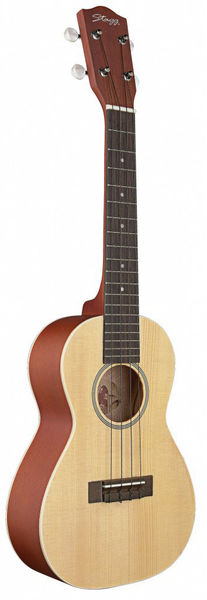 Stagg UC60-S consert ukulele + pussi