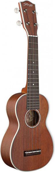 Stagg US80-S sopraanoukulele + pussi