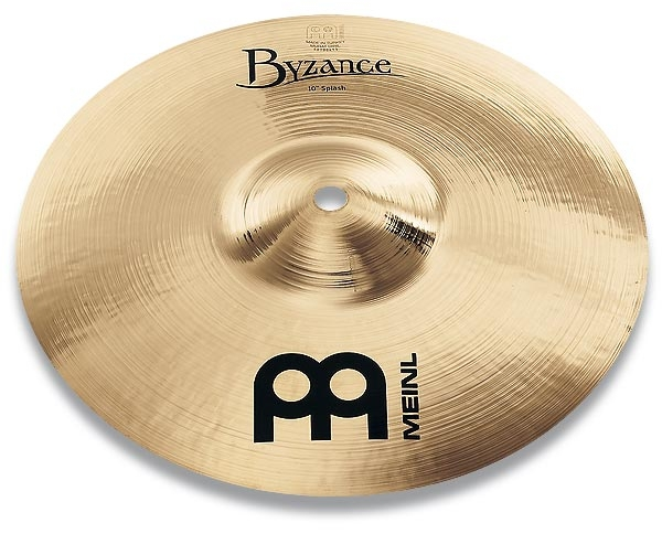 "Meinl Byzance Brilliant 10"" Splash"
