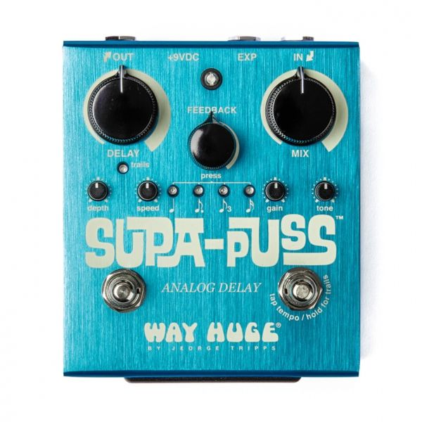 Way Huge Supa Puss Analog Delay WHE707
