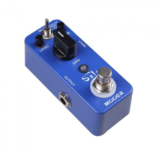 MOOER Solo distortion pedaali
